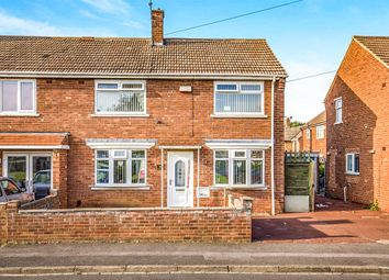 Thumbnail 3 bedroom semi-detached house for sale in Delaval Road, Billingham