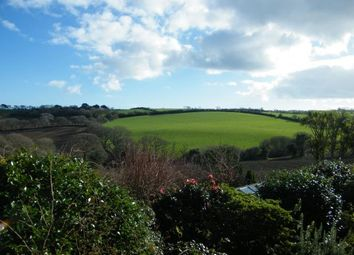 Thumbnail 4 bed bungalow for sale in Mawnan Smith, Falmouth, Cornwall