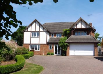 Thumbnail 5 bed detached house for sale in Huntingdon Road, Thrapston, Kettering