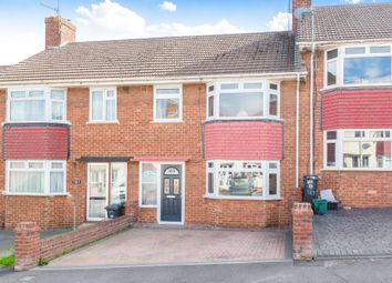 Thumbnail 3 bed terraced house for sale in Ilchester Crescent, Bristol