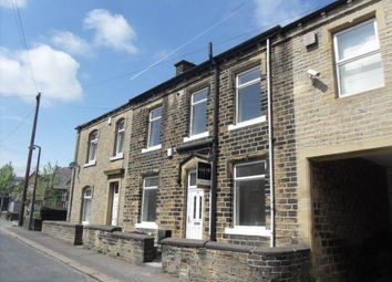 Thumbnail 3 bedroom terraced house to rent in Wellington Street, Lindley, Huddersfield