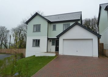 Thumbnail 4 bed detached house to rent in Western Avenue, Liskeard