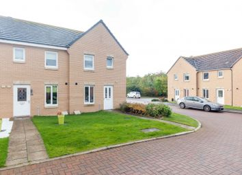 Thumbnail 3 bed end terrace house for sale in Kittlegairy Road, Peebles, Borders