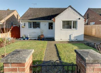 Thumbnail 2 bed detached bungalow for sale in Shelley Road, Colchester