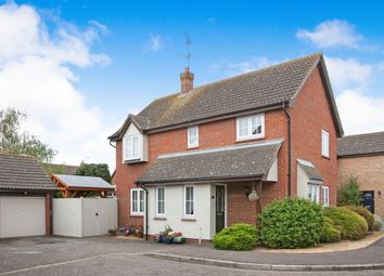 Thumbnail 4 bedroom detached house for sale in Fairfax Mead, Chelmsford