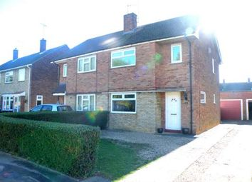 Thumbnail 2 bed semi-detached house to rent in Figtree Walk, Dogsthorpe, Peterborough
