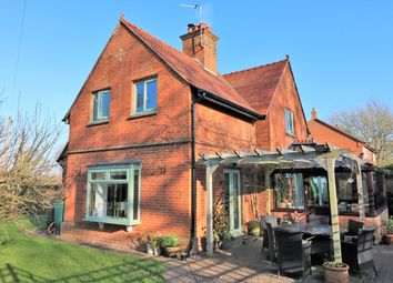 Thumbnail 3 bed detached house for sale in Wisbech Road, Walpole St. Adrew