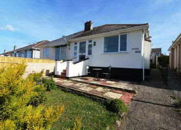 Thumbnail 2 bed semi-detached bungalow for sale in Carbeile Road, Torpoint