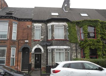 Thumbnail 6 bed terraced house for sale in Park Grove, Hull