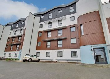 Thumbnail 2 bed flat to rent in Explorer Court, Plymouth, Devon