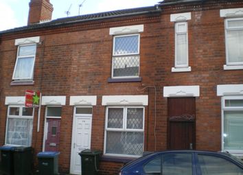 Thumbnail 3 bedroom terraced house to rent in Villiers Street, Stoke, Coventry