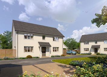 Thumbnail 4 bed detached house for sale in Marshfield Road, Minehead