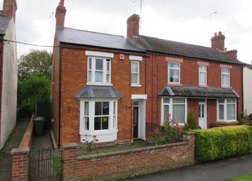Thumbnail 2 bed end terrace house for sale in Bozeat, Wellingborough, Northamptonshire