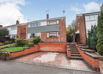 Thumbnail 2 bed semi-detached house for sale in Queen Street, Kingswinford