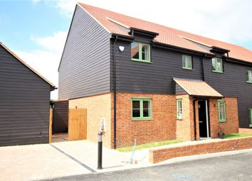 New Ground Road, Aldbury, Tring HP23. 4 bed semi-detached house