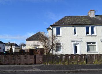 Thumbnail 2 bed flat for sale in Mcpherson Street, Bellshill