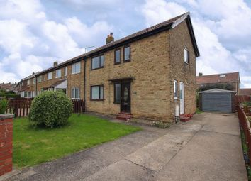 Thumbnail 3 bed semi-detached house for sale in Barnard Road, Easington, Saltburn-By-The-Sea