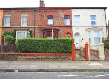 Thumbnail 4 bed terraced house for sale in Wellington Street, Garston, Liverpool