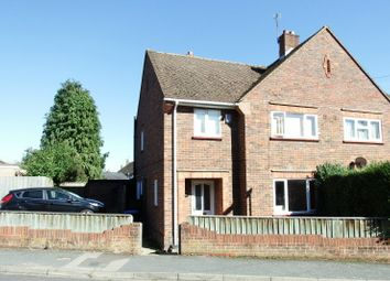 Thumbnail 3 bed semi-detached house for sale in Nursery Road, Knaphill, Woking