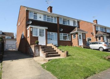 Thumbnail 3 bed semi-detached house for sale in Tamar Close, High Wycombe