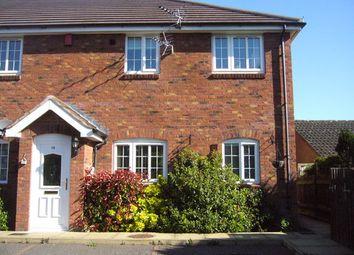 Thumbnail 1 bed flat to rent in The Brampton, Market Drayton