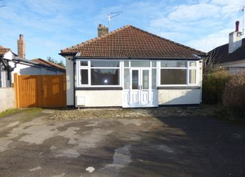 Thumbnail 5 bedroom detached bungalow for sale in Passage Road, Henbury, Bristol