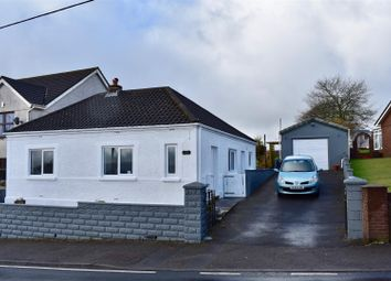 Thumbnail 3 bed detached bungalow for sale in Waterloo Road, Capel Hendre, Ammanford