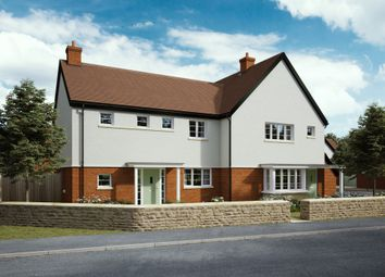 Thumbnail 3 bed semi-detached house for sale in Staddlecote Place, Wingfield Road, Trowbridge
