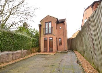 Thumbnail 3 bed detached house for sale in Ruskin Road, Kingsthorpe, Northampton