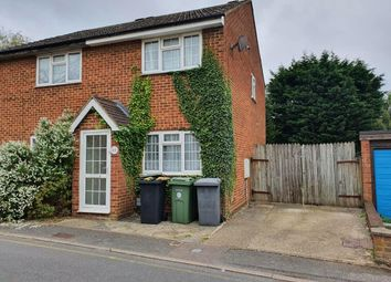Thumbnail 2 bed semi-detached house to rent in Coniston Road, Flitwick
