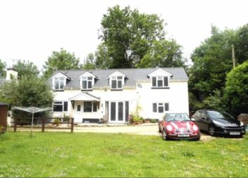 Thumbnail 4 bed detached house for sale in Lon Ysgubor, Rhiwbina, Cardiff