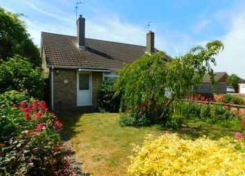 Thumbnail 2 bed semi-detached bungalow to rent in Denton Road, Stanground, Peterborough