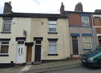 Thumbnail 2 bed terraced house for sale in Bold Street, Northwood, Stoke-On-Trent