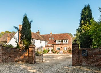 Thumbnail 6 bed property for sale in Earlstone Common, Burghclere, Nr. Newbury