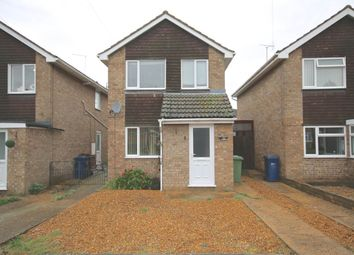 Thumbnail 3 bed detached house to rent in Grounds Way, Coates, Peterborough