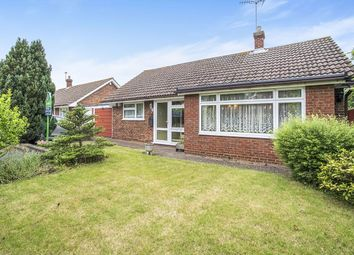 Thumbnail 2 bed bungalow for sale in Deerhurst Close, Longfield