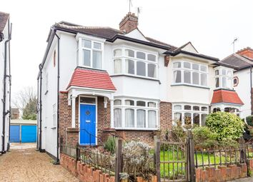 Thumbnail 4 bed semi-detached house for sale in Claremont Road, Ealing