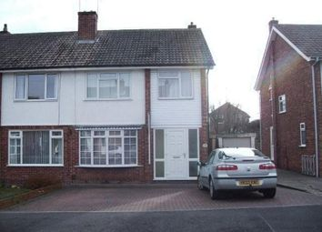 Thumbnail 3 bedroom semi-detached house to rent in Serina Avenue, Normanton, Derby