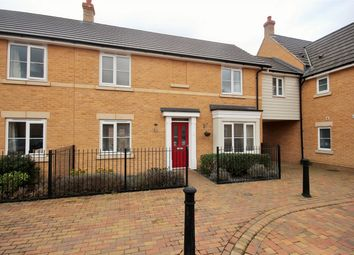 Thumbnail 3 bed terraced house for sale in Saw Mill Road, Colchester, Essex
