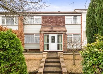 Thumbnail 4 bed terraced house for sale in Kirkbride Court, Chilwell, Nottingham, .