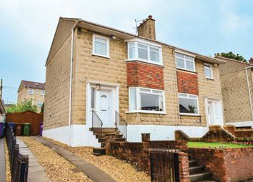 Thumbnail 3 bed semi-detached house for sale in Brunton Street, Cathcart, Glasgow
