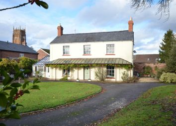 Thumbnail 4 bed detached house for sale in Mount Street, Bishops Lydeard, Taunton