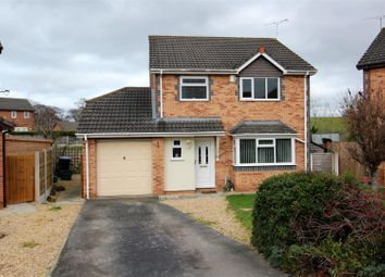 Thumbnail 3 bed detached house for sale in Sedgefield, Llwyn Onn Park, Wrexham