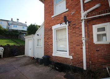 Thumbnail Studio to rent in Studio, 12 Walnut Road, Torquay, Devon