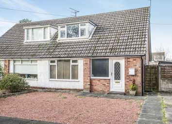 Thumbnail 2 bed bungalow for sale in Mounthouse Close, Formby, Liverpool, Merseyside