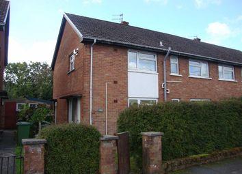 Thumbnail 2 bed flat to rent in Eglwys Avenue, Rhydyfelin, Pontypridd