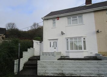 Thumbnail 2 bedroom semi-detached house for sale in Tanygarth, Abercrave, Swansea.