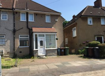 Thumbnail 4 bed semi-detached house to rent in Lindsey Road, Becontree