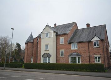Thumbnail 2 bed flat for sale in Siddals Court, Nantwich, Cheshire