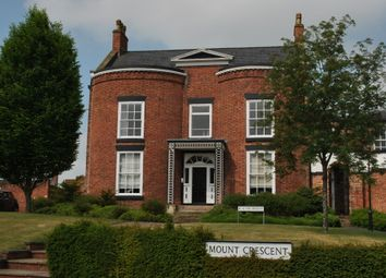 Thumbnail 2 bed flat to rent in The Mount, Whitchurch, Shropshire
